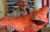 На Аляске пойман 200-летний окунь-гигант