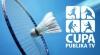 Объявляется набор желающих побороться за Кубок Publika TV по бадминтону