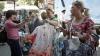 Уличные торговцы недовольны запретом продавать в периметре рынка