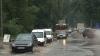 Последствия дождя в столице: затопленные улицы, поваленные деревья, блокированное движение транспорта