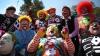 В Мексике состоялся традиционный крестный ход паломников-клоунов