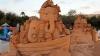 В Тель-Авиве открылась выставка песочных скульптур