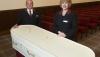 Похоронное бюро в Шотландии предлагает клиентам шерстяные гробы