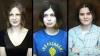 В Нидерландах прошла акция в поддержку заключенных участниц группы Pussy Riot