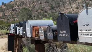 Американцам придётся ходить за письмами на почту