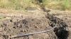 Пограничные полицейские нашли еще один трубопровод для перекачки спирта