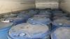 Более 17 тонн контрабандного спирта обнаружены в машине 25-летнего молодого человека