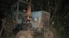 Трое нетрезвых россиян попытались пересечь украинскую границу на тракторе