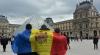 Десятки человек подняли флаг Молдовы и показали всему миру, что гордятся своей страной