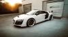 Audi R8 превратили в «Белого феникса»