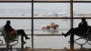 В пекинском аэропорту из-за грозы отменены более ста рейсов