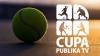Объявляется набор желающих поучаствовать в соревновании за Кубок Publika TV по теннису