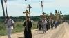 Группа священнослужителей и прихожане отправились в Покаянный крестный ход