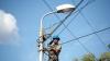 Дома около 300 семей в Сынжерее расположены под высоковольтными линиями электропередач