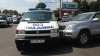 Машина скорой помощи попала в аварию на бульваре Штефана чел Маре