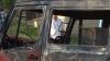 Пожар на Чеканах: Водителю грозит штраф за то, что он покинул место инцидента
