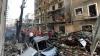 Сильный взрыв прогремел в шиитском районе столицы Ливана