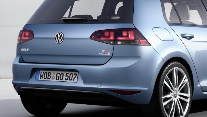 В июле самым популярным автомобилем в Европе стал Volkswagen Golf