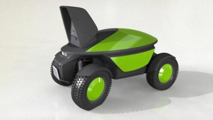 В московских парках появятся роботы-патрульные