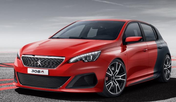 Peugeot покажет на мотор-шоу новый 308