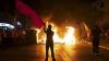 Столкновения с полицией не прекращаются уже шестой день в районе Анкары Мамак