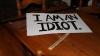 Кливлендский суд обязал нарушителя провозгласить себя идиотом