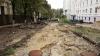 Благоустройство пешеходной улицы в Кишиневе не сдвигается с места