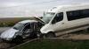 Микроавтобус из Молдовы с 18 пассажирами попал в аварию в Румынии