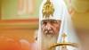 (ВИДЕО) Патриарх Кирилл: Искренний диалог способен решить в том числе и приднестровскую проблему