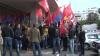 Социалисты и коммунисты провели акцию протеста у здания минсельхоза (ФОТО)