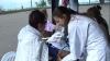 Акции Всемирного дня сердца: в торговом центре можно было сдать кровь, в парке - поговорить с врачом