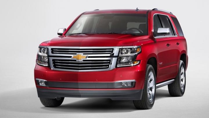 Обновленные Chevrolet Tahoe и Suburban стали экономичнее