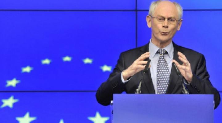 Председатель CЕ об еврозоне: Есть хорошая и плохая новости