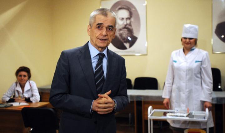 Онищенко будет следить за радиоактивной рыбой