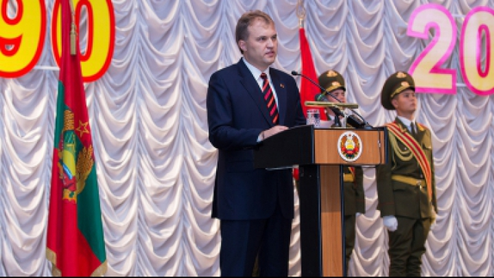 Торжественное собрание, посвященное 23-й годовщине самопровозглашения независимости Приднестровья (ФОТО)