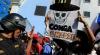 15 студентов получили ранения в результате столкновений с полицией в Перу