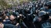 Более 70 человек, задержанных накануне в Бирюлево, предстанут перед судом