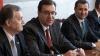 Лидеры партий правящей коалиции совершают официальный визит в Брюссель