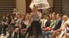 В столице состоялся показ свадебных платьев местных дизайнеров