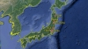 В Японии высота волны объявленного цунами не превысила метра