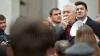 Филат о протестах ПКРМ: Не ожидал увидеть Воронина, бьющего в барабан перед парламентом