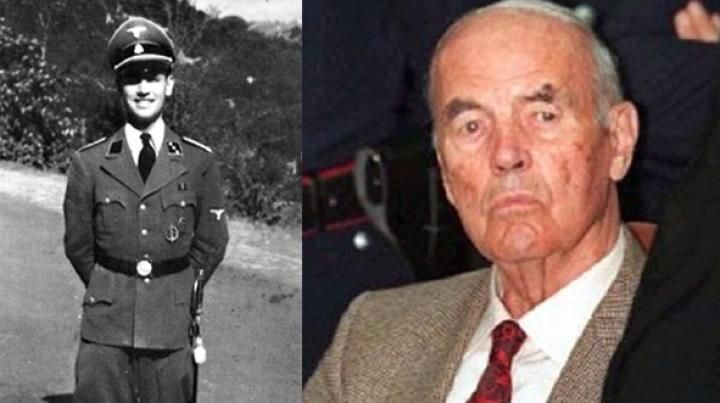 Скончался 100-летний нацистский преступник