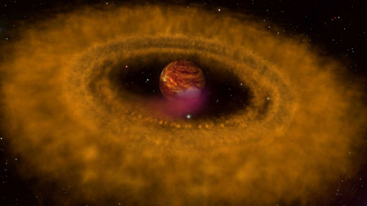Астрономы нашли блуждающую планету