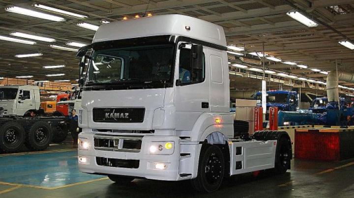 КАМАЗ начал производство нового магистрального тягача