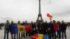 Молдаване из Парижа поддерживают интеграцию РМ в ЕС: «У нас европейская судьба» (ФОТО)