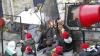 Митинг «красных колпаков» во Франции закончился столкновениями с полицией