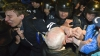 Протесты сторонников евроинтеграции в Киеве переросли в столкновения с милицией
