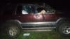В Новоаненском районе во время погони перевернулась машина с контрабандой