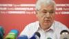 Исследование: 46% опрошенных хотят, чтобы Воронин покинул пост председателя ПКРМ
