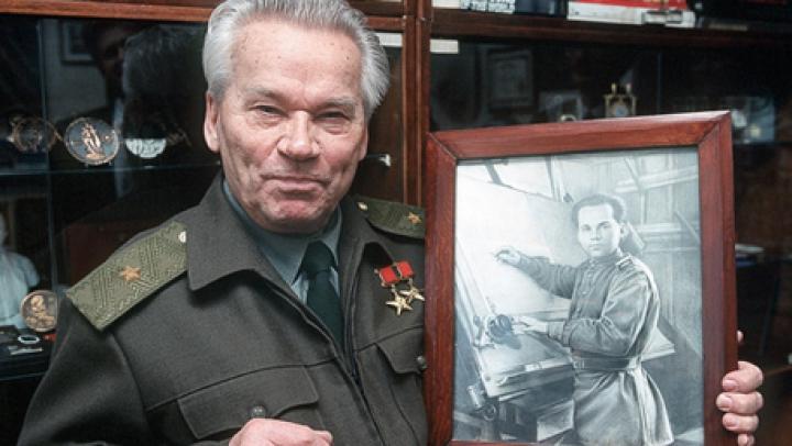 На Алтае открылся музей Михаила Калашникова